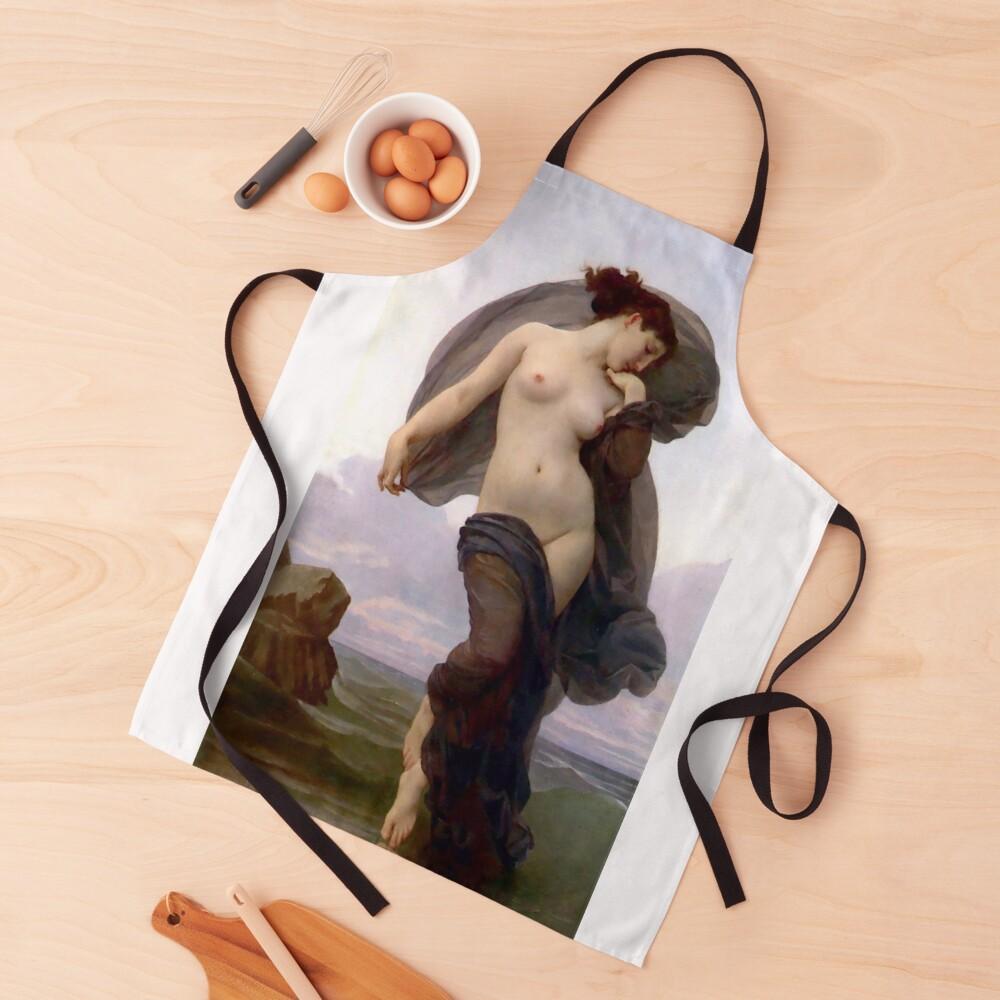Evening Mood Painting, ur,apron_realistic_flatlay,square