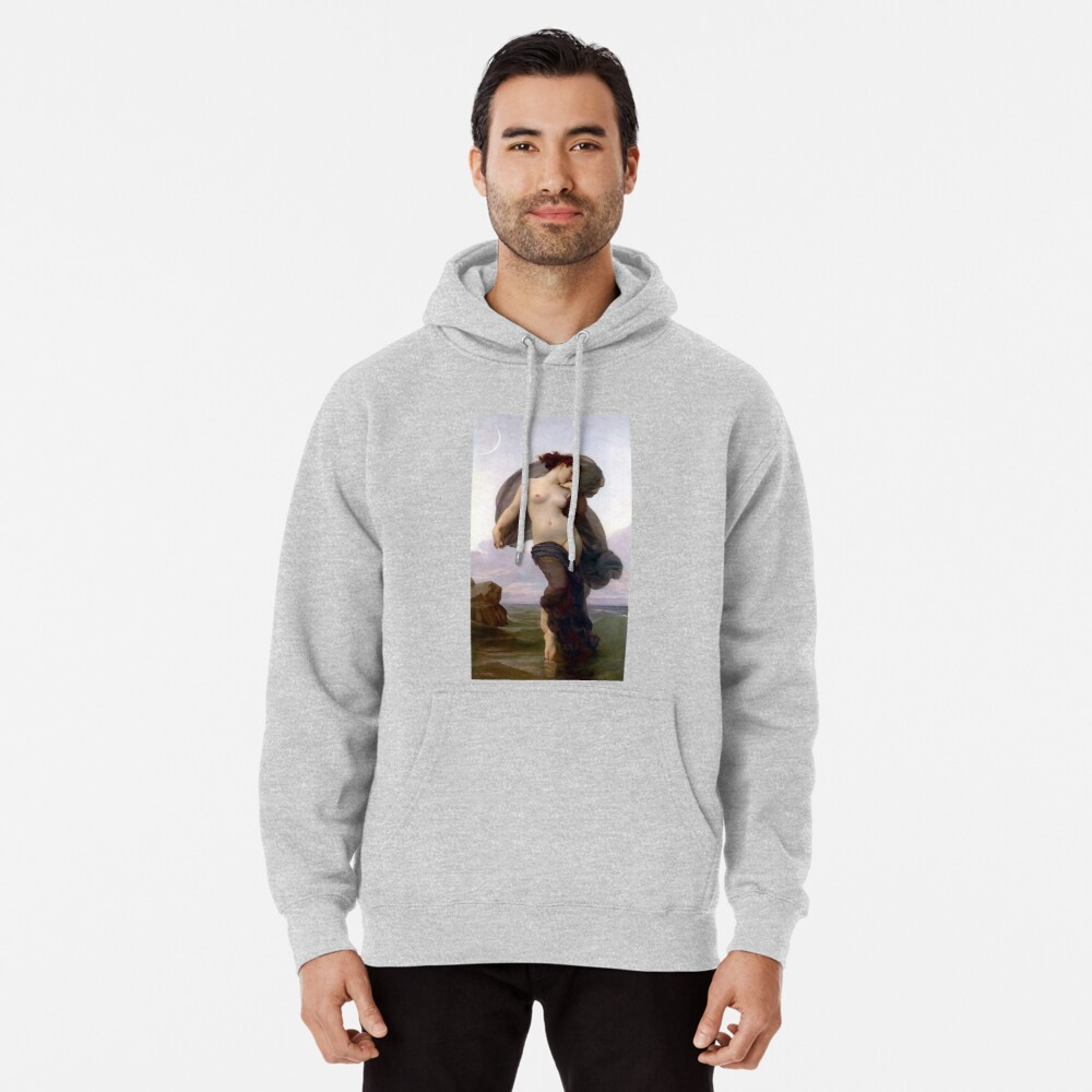 Evening Mood Painting, ssrco,mhoodie,mens