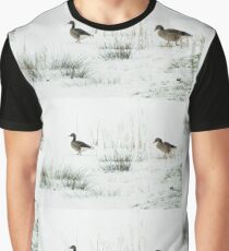 Into the white, wide world Graphic T-Shirt