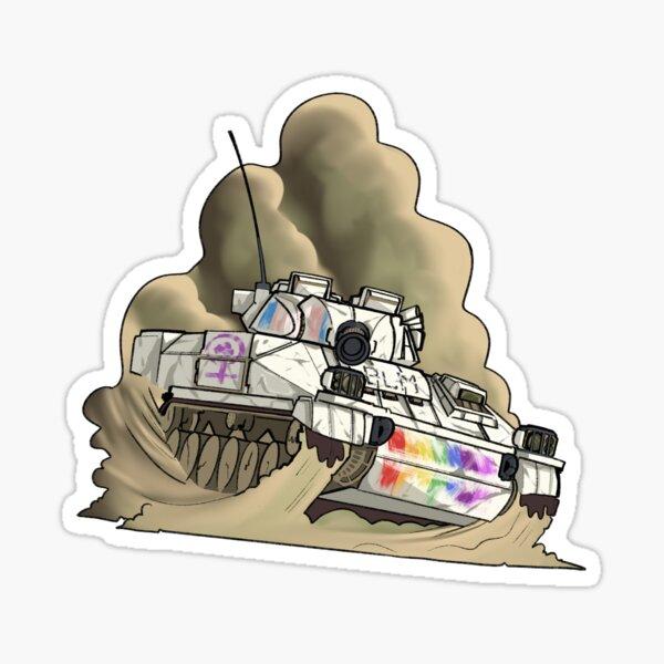SJW Sticker