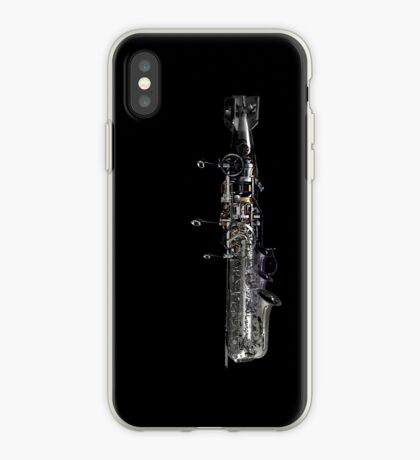 underwater airship of musical devices iPhone Case