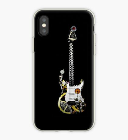 steam powered music iPhone Case