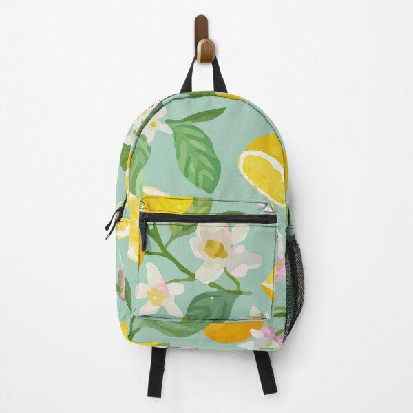 Garden Of Orange Trees Backpack