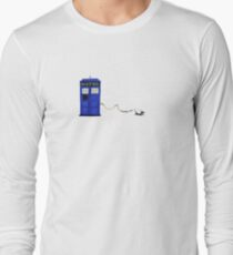 The Dachshunds Have the Phone Box T-Shirt