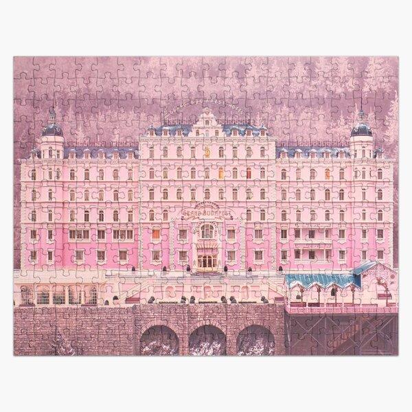 les captures d'écran de l'hôtel grand budapest Puzzle