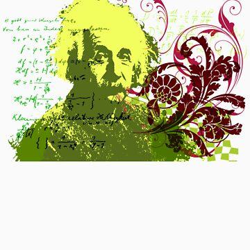 Einstein by designbyzach