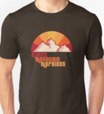 Rocky Mountain Mornings Unisex T-Shirt