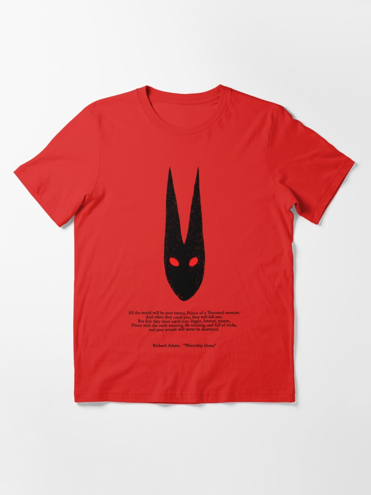 Alternate view of Watership Down Essential T-Shirt