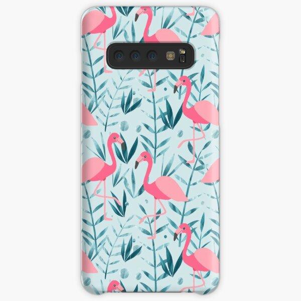 Flamingo fever Samsung Galaxy Snap Case