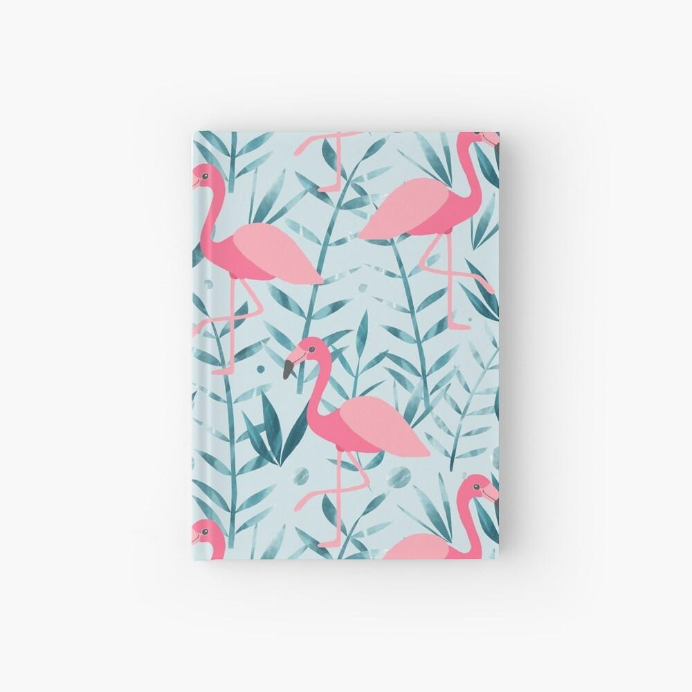 Flamingo fever Hardcover Journal