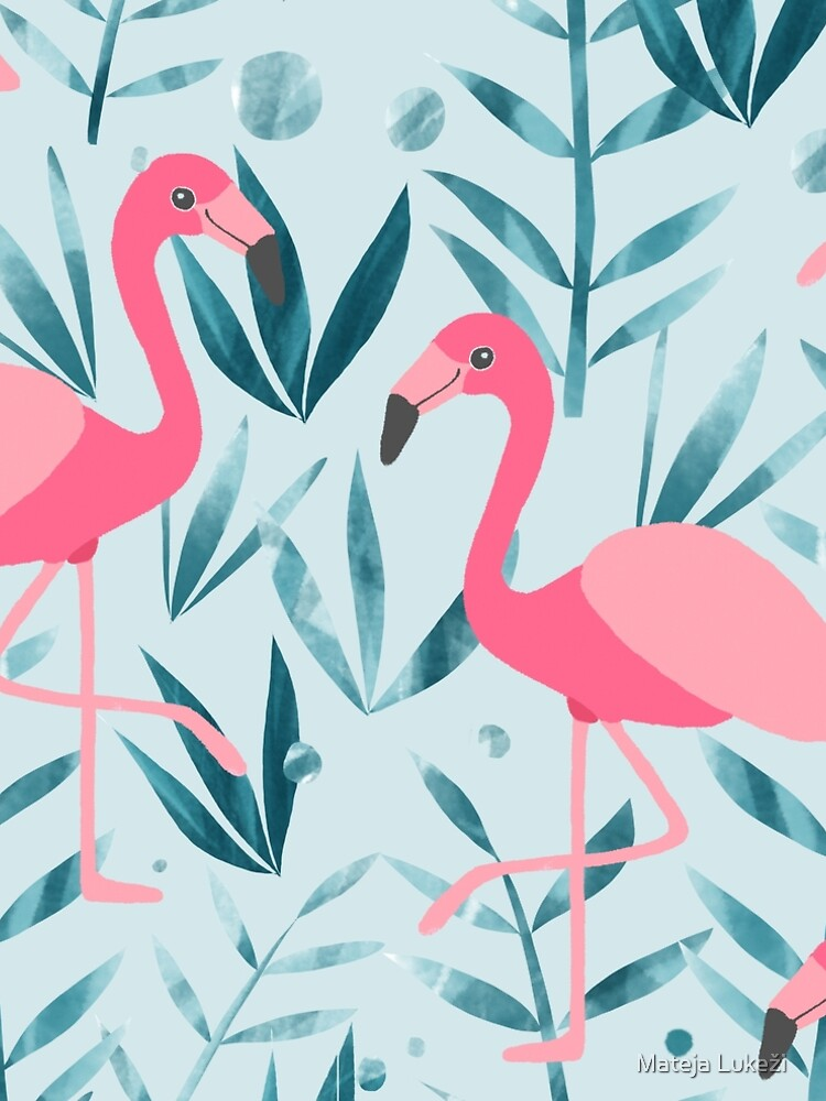 Flamingo fever by MatejaLukezic
