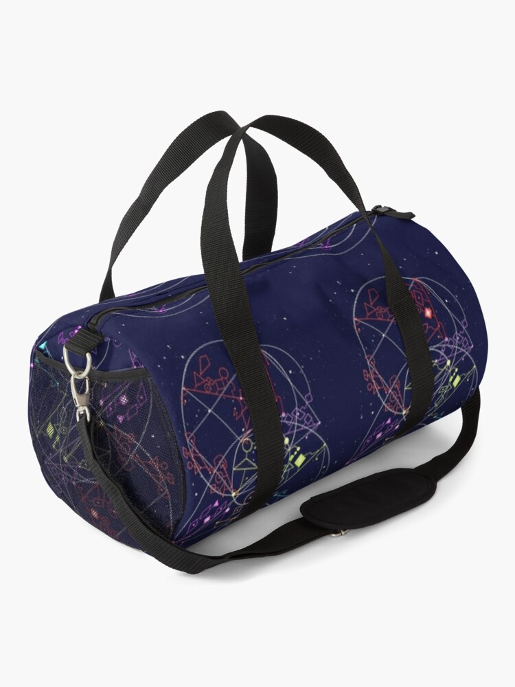 Alternate view of She-Ra Constellations Duffle Bag