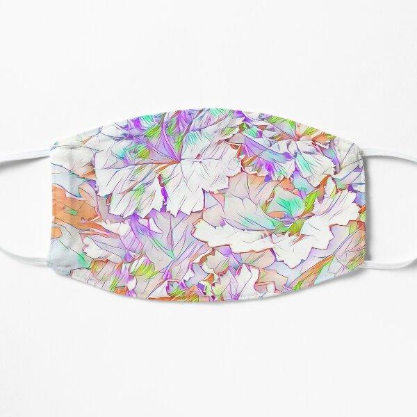 Bright Spring Foliage Flat Mask