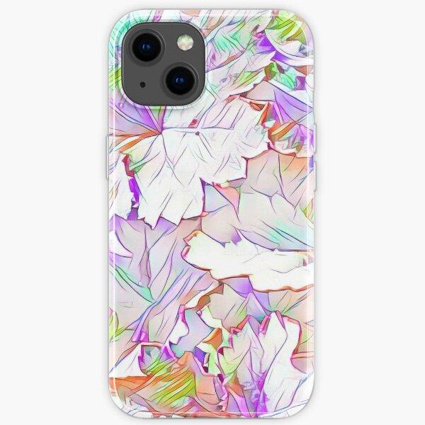 Bright Spring Foliage iPhone Soft Case