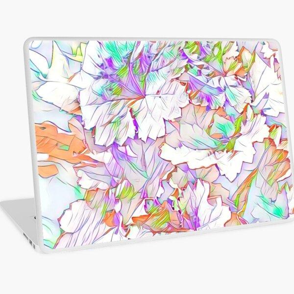 Bright Spring Foliage Laptop Skin