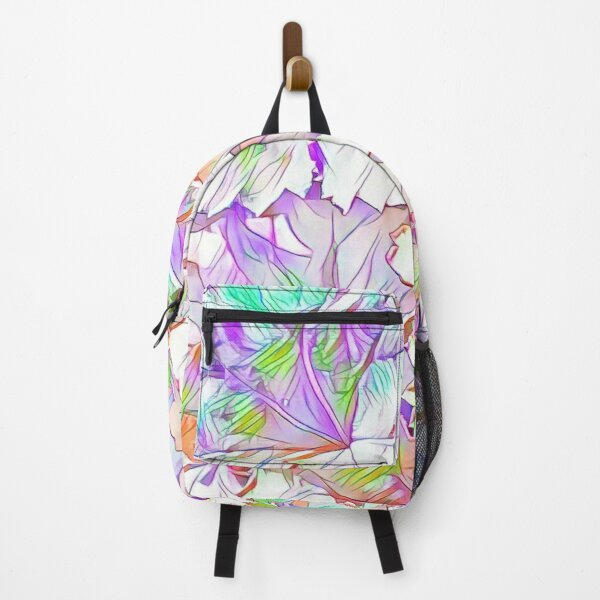 Bright Spring Foliage Backpack