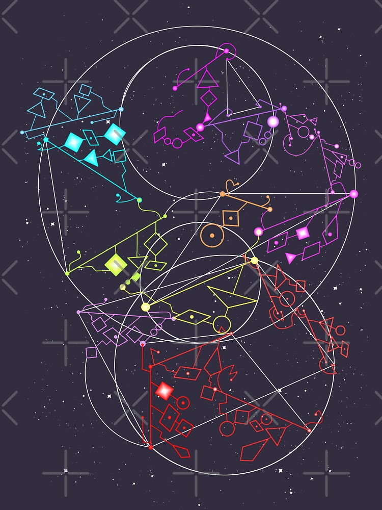 She-Ra Constellations by silentrebel