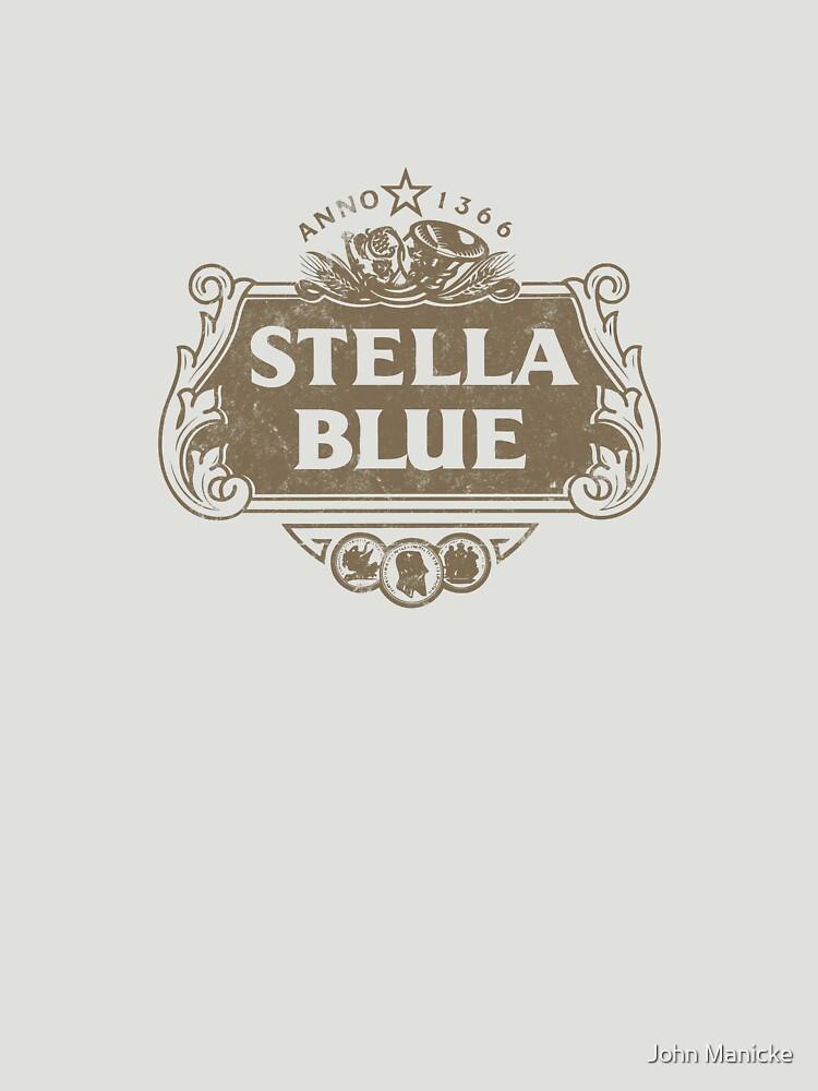 Stella Blue by waterslidepanda