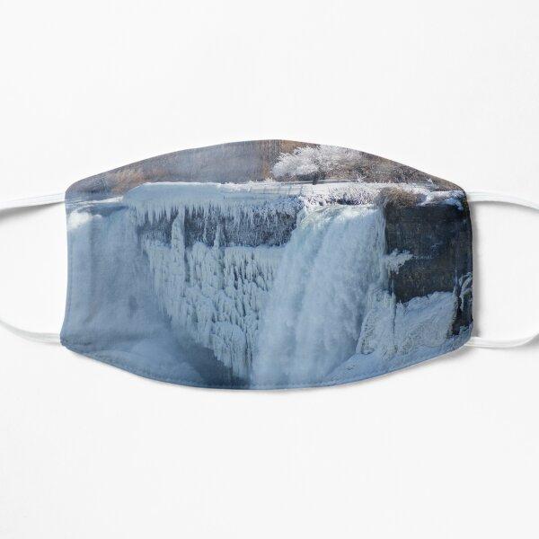 Icy Niagara Falls Mask