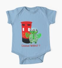 Dr WHAT I Presume - T-shirt Kids Clothes