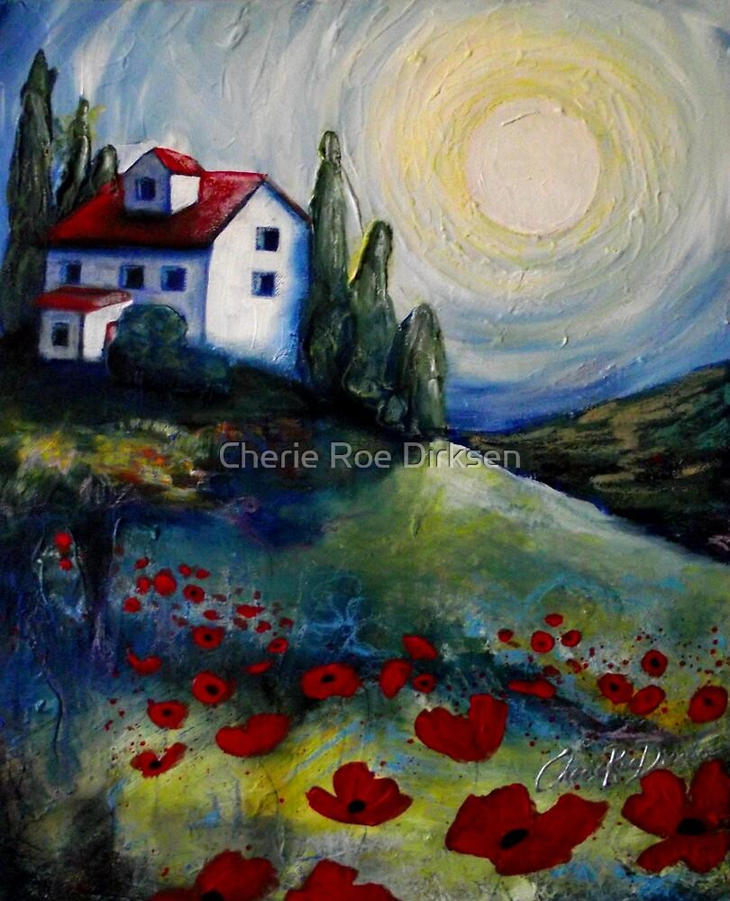 Country House by Cherie Roe Dirksen