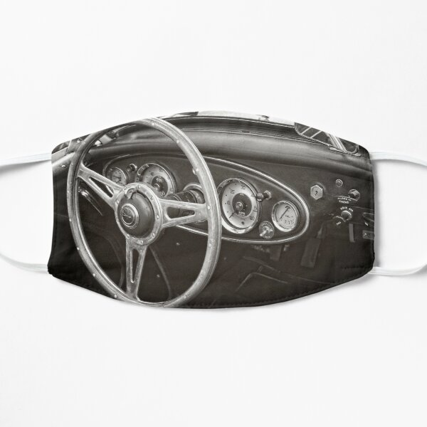 Austin Healey 3000 Classic Sports Car Interior Flat Mask