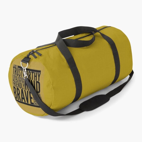 A Scout is... Duffle Bag