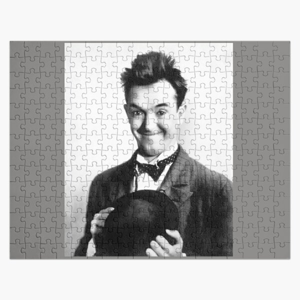 Stan Laurel. In his younger days. Jigsaw Puzzle