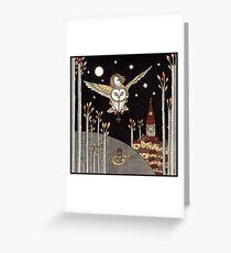 Moonlight Greeting Card