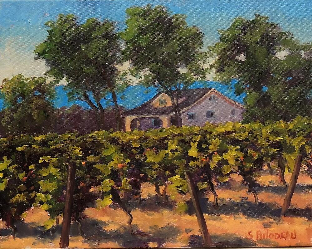 Fisher Ranch by Steven Guy Bilodeau