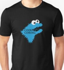 Cooking are coming Unisex T-Shirt
