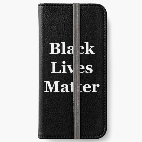 Black Lives Matter iPhone Wallet