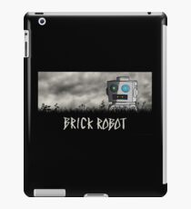 Brick Robot iPad Case/Skin