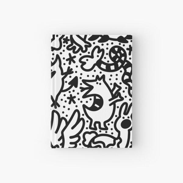 monster pals Hardcover Journal