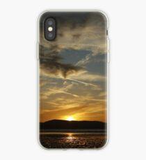 Dublin bay sunrise iPhone Case