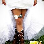 Wedding Boots by creepy1
