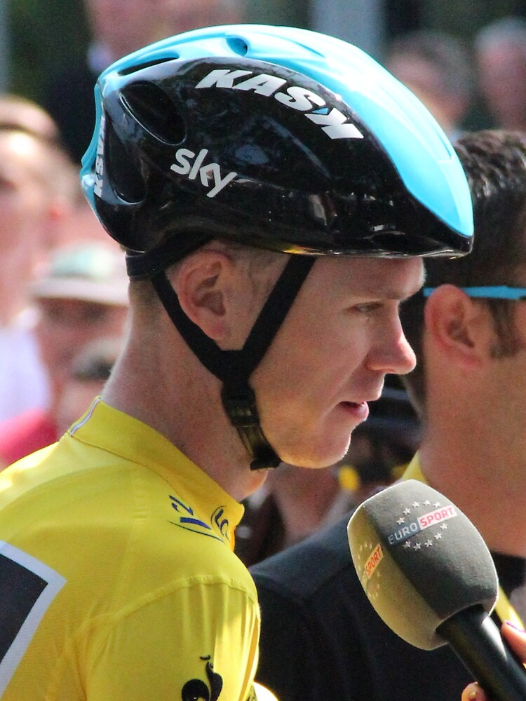 Chris Froome (3), Tour de France 2013 by MelTho
