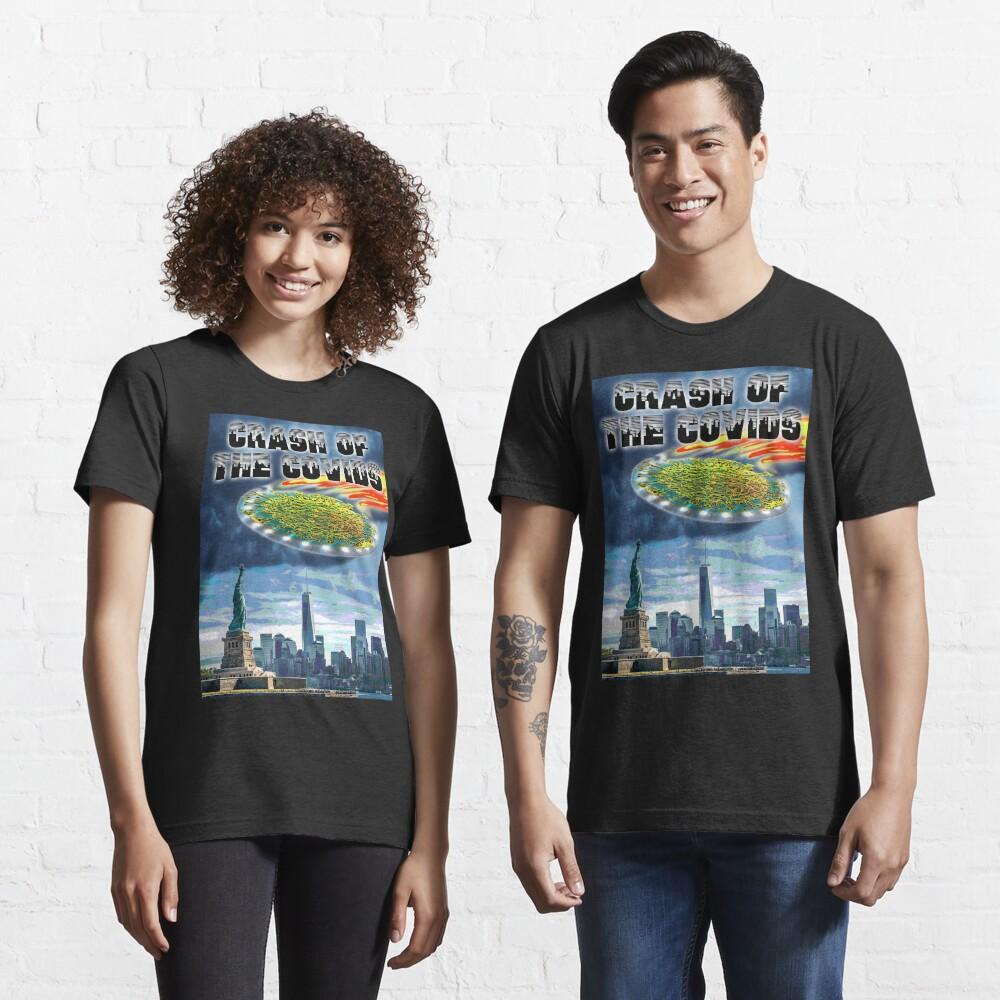 Crash of the Covids Essential T-Shirt