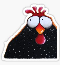 Chicken soup Sticker