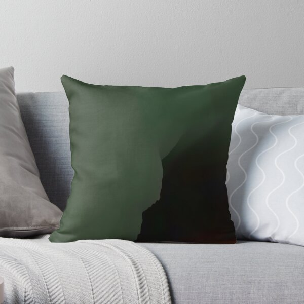 Abstract acrylics patterns Abstract artwork collection design file 030 Throw Pillow