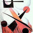 Abstract No.9 by Susan Ringler