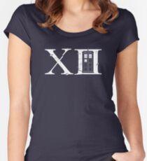 The 12th Women's Fitted Scoop T-Shirt