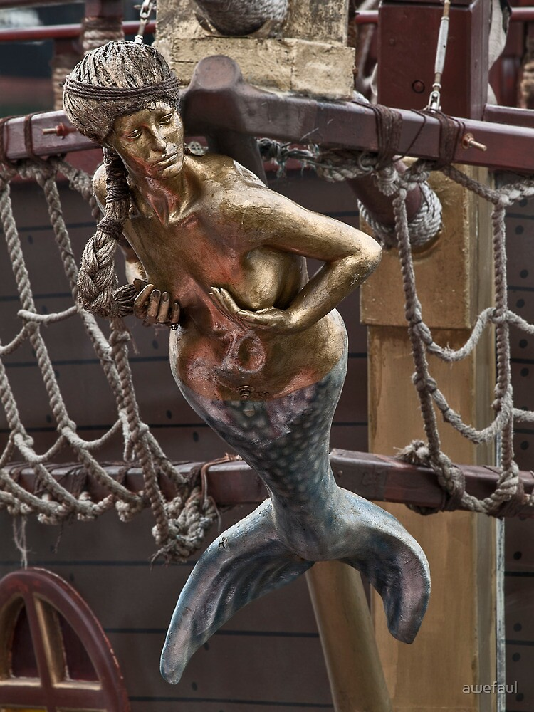 Mermaid by awefaul