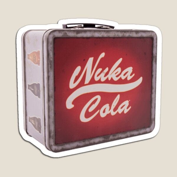Nuka-Cola Lunchbox from Fallout  Magnet