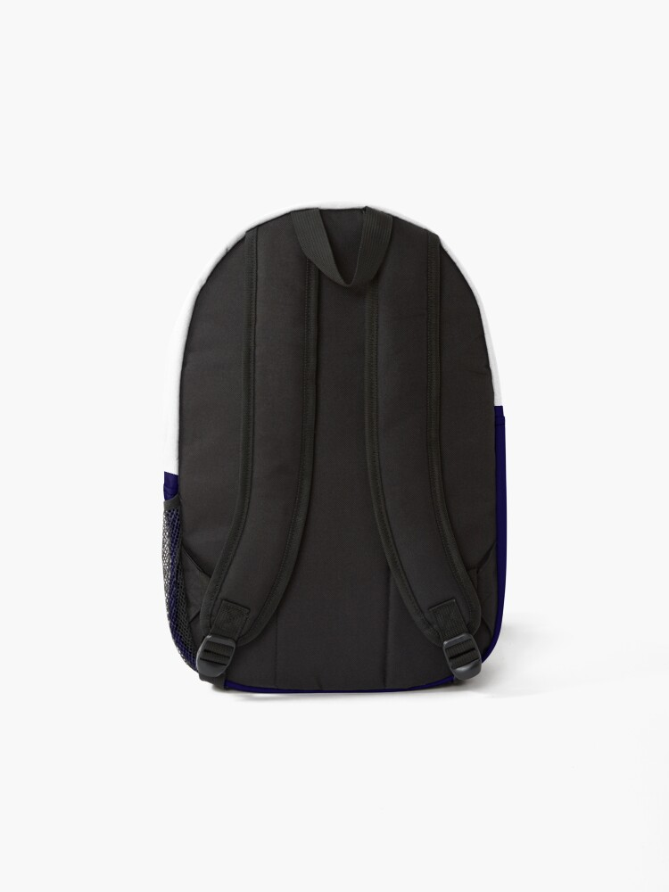 Alternate view of Seven Deadly Synths Logo Backpack