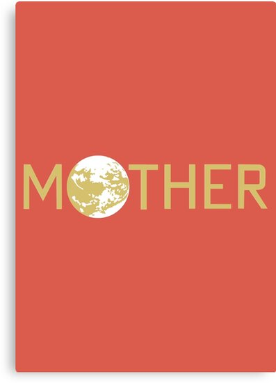 Mother Logo by SophisticatC x Studio Momo╰༼ ಠ益ಠ ༽