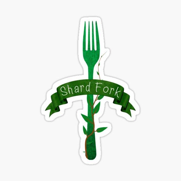 Shard Fork Pegatina