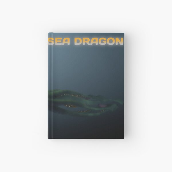 subnautica Hardcover Journal