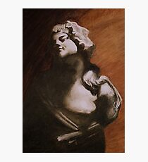 Neoclassical study  Photographic Print
