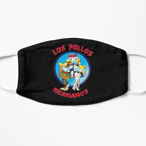 Funny Los Pollos Hermanos  Flat Mask